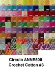 Circulo ANNE500 150g 500m Crochet Cotton Knitting Thread Yarn #3 Chart 3 of 3