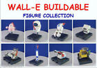 DISNEY PIXAR WALL-E MOVIE - RETIRED MINI CAKE TOPPER FIGURES -  YOU PICK ONE