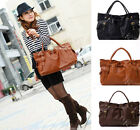 Women's Shoulder Satchel Messenger Cross Body Bag Tote Handbag M0396
