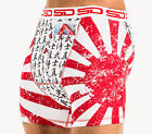 Samurai Smuggling Duds Boxer Briefs, Cotton Blend