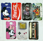 Various Designs Hard Case Back Cover for HTC One X