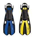 Mares Aquazone Volo One Open Heal Fins.