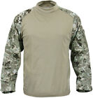 Tactical Combat Shirt Lightweight Military Uniform Heat Resistant OutdoorTactical Clothing - 177896