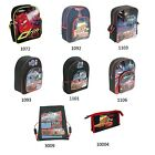 Official Disney Pixar Cars 2 Boys School Bag / Backpack / Trainer Bag & More