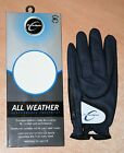 Pure Spin All weather Mens Golf Glove in Dark Blue Right handed Player All Sizes