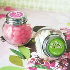 24 Cherry Blossom Spring Garden Wedding Bridal Favor Candy Buffet Glass Jars