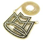 ICED MAYBACH MMG PENDANT (NO CHAIN INCLUDED) RICK ROSS CHAIN HIP HOP CZ