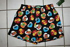 New Men's SESAME STREET Black Valentine Boxers ~Various Sizes~