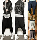 New Men Fashion Hip-hop Trendy Stretchable Harem Casual Trousers Pants 3 Colors