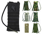 7 Colo Molle 2.5L Hydration Water Reservoir Pouch Backpack w Hydration Bladder A