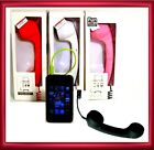 RETRO POP TELEPHONE HANDSET PHONE FOR iPHONE 3G 3Gs 4G LAPTOP PC SKYPE MOBILE