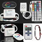 Wireless IR Remote Control For RGB Mini LED Strip Light Lighting  6/10/44 Keys