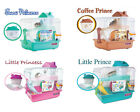 NEW ALEX Color Luxury Hamster Medium Cage With Wheel Bottle Slides House Bowl