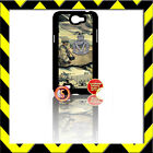★ THE ROYAL IRISH REGIMENT RIR ★ COVER FOR SAMSUNG GALAXY NOTE II/2/N7100 ARMY#5