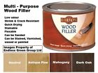 WOODFILLER for Doors, Floors, Furniture - choice of wood filler colour 125ml TIN