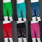 BNWT Girls Over-Knee Shorts Casual Leggings Hot Pants Sport Age 2-14 Years