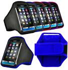 GYM Running Armband Sport Case Cover Pouch + iEar-Headset For HTC HP n Others