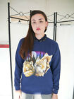 Wildlife Wolves Jumper, Wolves Sweatshirt, Wolves Sweater, Animal, Womens, New
