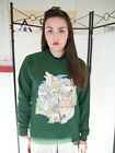 Wildlife 7 Wolves Jumper, Wolves Sweatshirt, Wolves Sweater, Animal, Womens, New