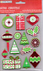 TPC Studio CHRISTMAS themed embellishments~several varieties~BNIP~So Adorable!