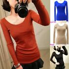 2014 New Hot Women Girls Sexy Net Yarn Lace Long Sleeve Top T-shirt 4 Colors