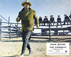 THE COWBOYS 03 (JOHN WAYNE) FILM P0STER PRINT