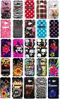 Design Hard Cover Snap On Case For HTC EVO 4G LTE Phone Accessory