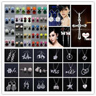 New Sale!Many Colours Crystal Disco Ball Ladies 925Silver Shamballa Stud Earring