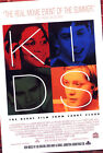 KIDS (LEO FITZPATRICK AND JUSTIN PIERCE) MINI FILM POSTER PRINT 01