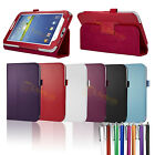 "CASE COVER FOR SAMSUNG GALAXY TAB 3 P3200 P3210 7.0"" FREE SCREEN PROTECTOR"