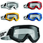 MOTOCROSS BRILLE THOR ENEMY SOLID GOGGLE QUAD OFFROAD CROSS ENDURO MX SX ATV MTB