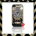 ★ THE ROYAL IRISH REGIMENT RIR SHELL/CASE/COVER FOR APPLE IPHONE 4/4S CAMO#4