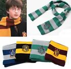 Harry Poter Gryffindor/Hufflepuff/Slytherin/RavenclawKnit Scarf Cosplay Costume