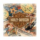 New Travel in Style Harley Davidson Print
