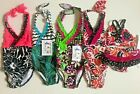 NWT Frankie and Daisy Swimsuit Corky Boutique 2T 3T 4/4T 6Y CHOICE 1pc2pc Halter