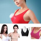 New U Back Sport Yoga Bra Leisure Seamless Bra Camisole Exercise Crop Padded