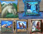 Horse Cushion Covers, Stuffed Cushions & Floor Cushions -  Cotton Blend