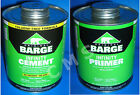 BARGE INFINITY Original Universal All-Purpose Clear CEMENT or PRIMER 1 Quart New