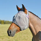 CASHEL CRUSADER COOL FLY MASK Standard Horse - ALL SIZES - Riding sun protection