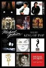 New King of Pop Michael Jackson Album Covers Poster