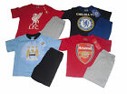BABY BOYS PYJAMAS FOOTBALL SHORT
