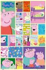 New Peppa Pig Collage Peppa Pig Poster