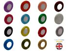 1 - 50 Yard Roll (46 Metres) of 10mm Sheer Organza Ribbon Wedding Craft Xmas