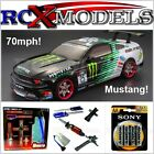 Nitro RC Car Rally Radio Remote Control Petrol Race Drift On-Road Fast 70MPH UK!
