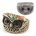 Vintage Retro Exquisite Hot Fashion Owl Shape Style Ring