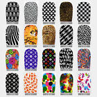 Nail Polish Strip Nail Art Stickers Design Foil wraps Decoration 120