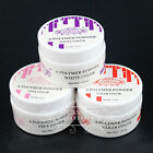 3Pcs Pro White/Pink/Clear Acrylic Powder Nail Art Builder Manicure Decorations