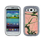 Military Straw Grass Pink Forest Camo Cover Case for Samsung Galaxy S3 i9300