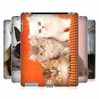 HEAD CASE DESIGNS CATS CASE COVER FOR APPLE iPAD 2