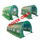 Polytunnel Greenhouse Pollytunnel Poly Tunnel Cover Only Pro Replacement New